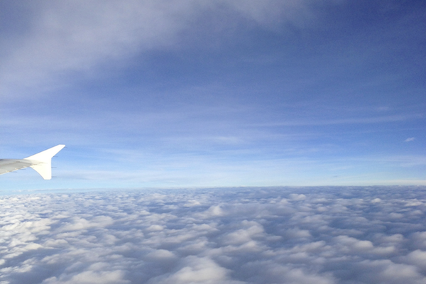 image kaileen elise airplane