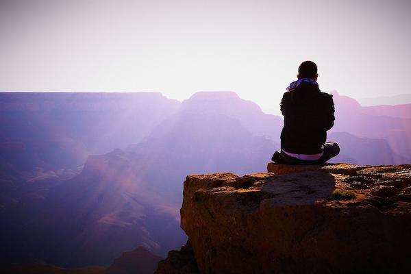 Mindfulness and Meditation | happyliving.com - image via Moyan Brenn on Flickr