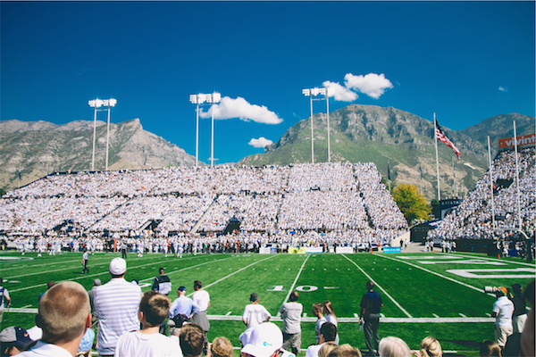 Something Significant: One Simple Thing - The Legacy of U.C. Davis Football | happyliving.com - image via Unsplash