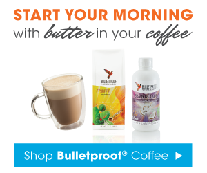 Shop Bulletproof Coffee | happyliving.com