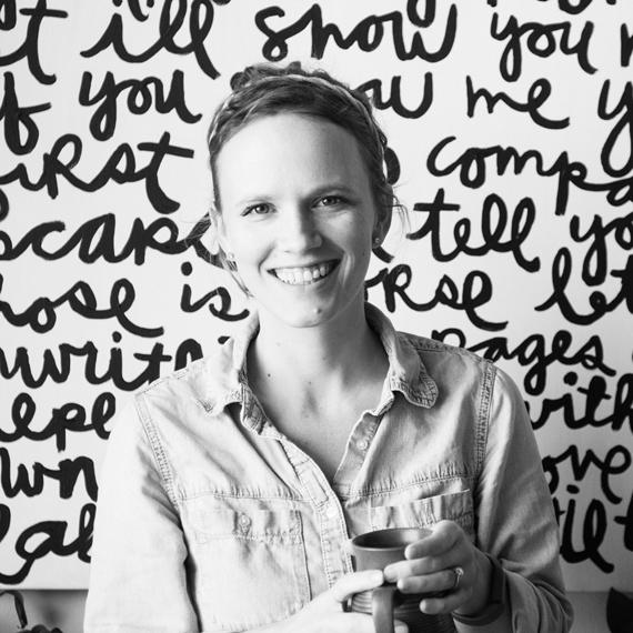 Something Significant: Elise Blaha Cripe | happyliving.com