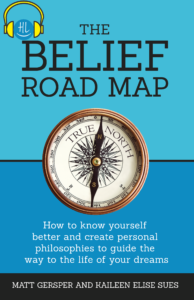 The Belief Road Map (Audiobook) - Cover