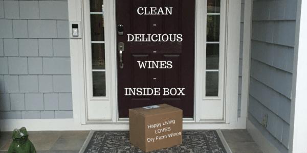 Happy Living | Dry Farm Wines
